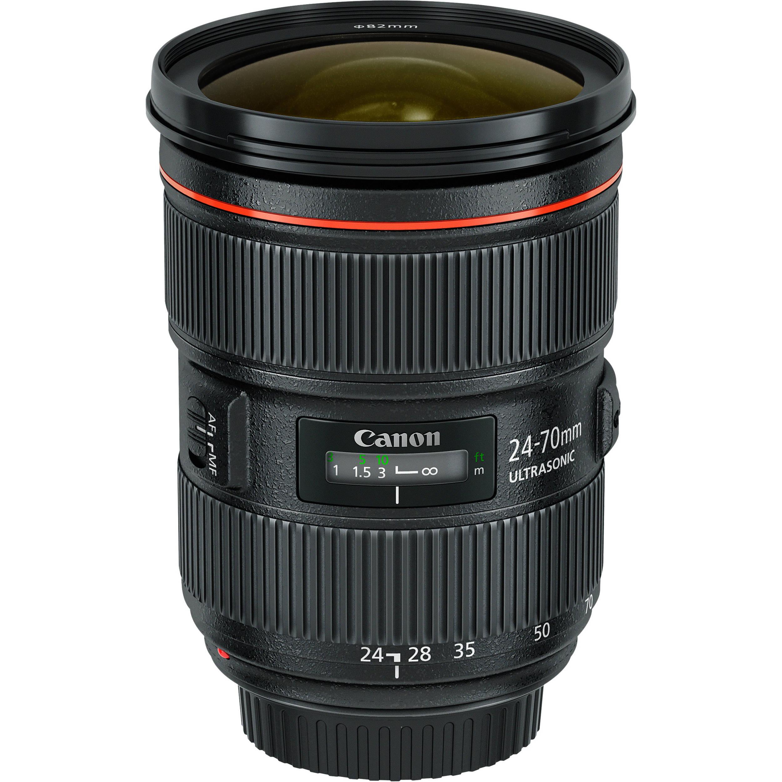 Canon 24-70mm 2.8L