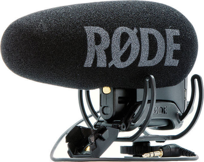 video mic pro