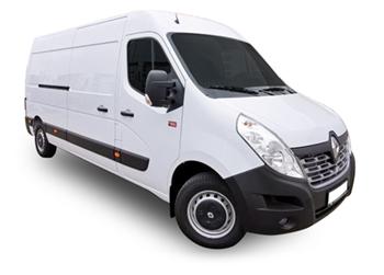 Dodávka do 3,5t (Renault Master L3H2)